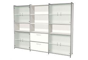 Design kantoorkast groot Artline K3 wit