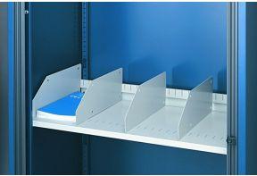 Systeem legbord t.b.v. Bisley Draaideurkasten & Roldeurkasten