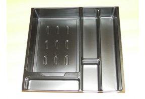 set van 5 inzetbakjes tvoor Bisley F-serie Kasten
