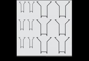 Set van 2 Brochure vakken Kem