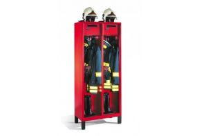CP Evolo Brandweerkast Viola 2.20 met kluis
