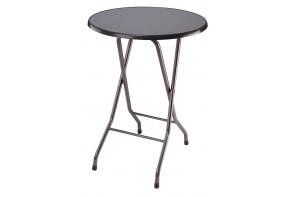 Inklapbaar-statafel-Favourite-High-rond-diameter-85cm-grijs