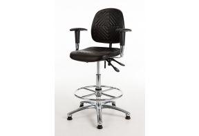 Werkstoel Economy hoge rug GMS267