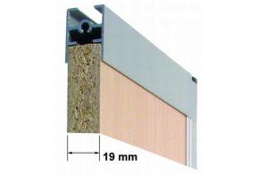 Rex Scheidingspaneel Melamine 200cm breed-2