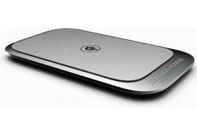 QInside Qi-Pad draadloos oplader voor smartphones, iPods, MP3 spelers en camera's