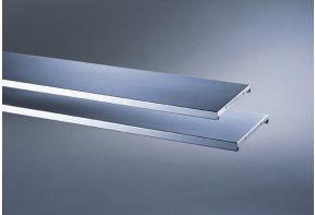 Extra legbord staal t.b.v. Schuifdeurkasten CP20 - B80 x D33 cm