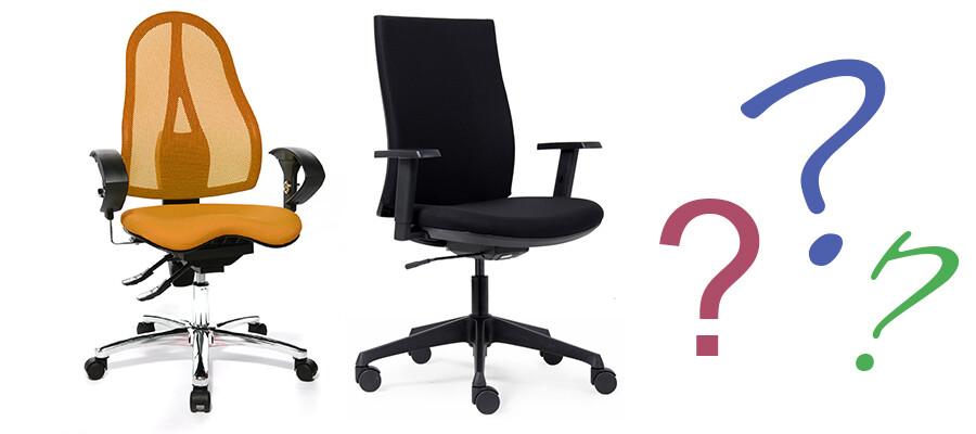 Bureaustoel kopen? Zin en onzin over bureaustoelen