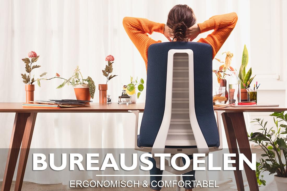 Bureaustoelen - Ergonomisch en comfortabel