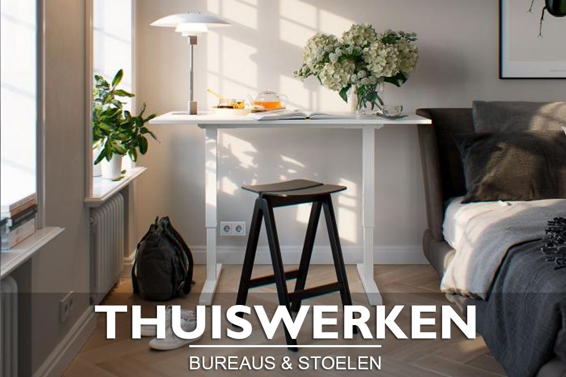 Thuiswerken - Alles voor uw werkplek