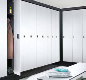 Hygiëne lockers